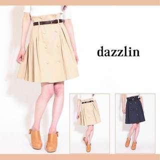 🚚 Dazzlin High-waisted Paperbag Skirt