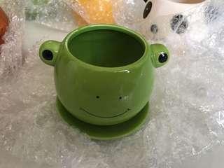 Flower cup pot