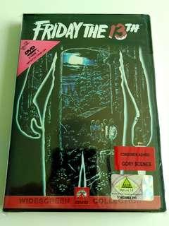 🚚 Friday the 13th (Code 1 dvd)