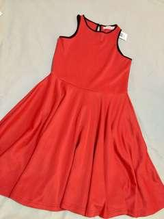 Brandnew RED DRESS
