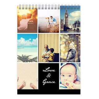 座檯月曆服務 Family/ Precious Moment Desk Calendar