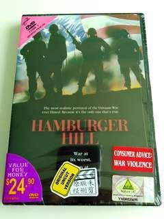 🚚 Hamburger Hill (Code 1 dvd)
