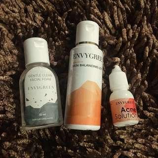 EnvyGreen Skincare