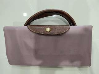 Authentic Longchamp travel Bag very good condition 9.5/10 only handle got little defect