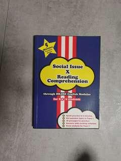HKDSE, Social Issue x Reading Comprehension for S4-6