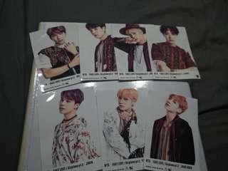 (WTS) BTS Fake Love/ Airplane pt.2 universal music po benefit pc