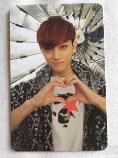 ZITAO/TAO EXO Growl Photocard
