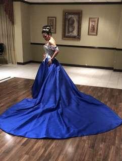Beautiful Customize Gown/Dress