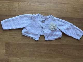 🚚 4-6m Baby Cardigan jacket h&m