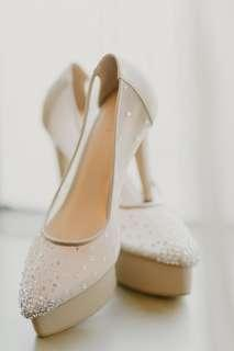 Wedding Shoes by Cavaprive size 35