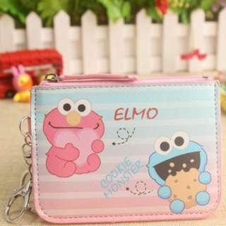 🚚 【YEE 04】Zipper Coin Pouch & Ezlink Cardholder / Card Holder with Key Ring Wallet Purse