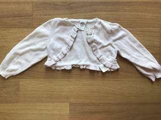 🚚 Baby 12-18m cardigan jacket h&m