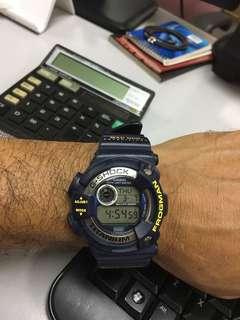 G Shock Frogman × Mad Dog Expeditions DW-9900MD
