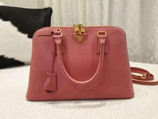 🚚 Prada Saffiano Leather in Pink
