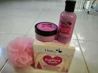 #STB50 Shower shampoo & moistorizer