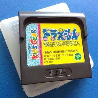 Kid's Gear  多啦A夢  #Game Gear