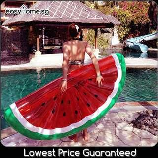 🚚 Watermelon Slice - Adult Giant Floaties Beach Swimming Pool Float
