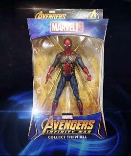 Marvel Avengers Iron Spider-Man 1/12 Scale Action Figure