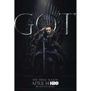 Game of Thrones Season 8 Posters part 3