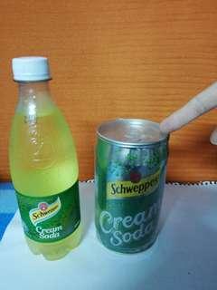 玉泉忌廉鐵罐