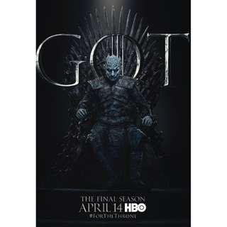 Game of Thrones Season 8 Posters part 4