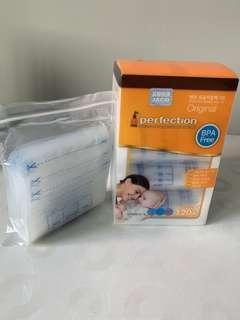 🚚 Breast Milk Storage Bags