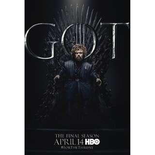 Game of Thrones Season 8 Posters part 5