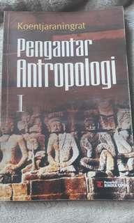 Buku Pengantar Antropologi