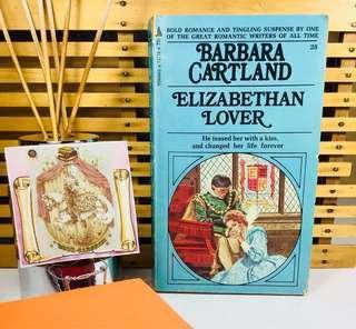 Barbara Cartland Elizabethan Lover