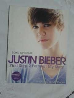 Buku Justin Bieber