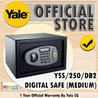 🚚 Yale Standard Safe Medium Size - YSS/250/DB2 **FREE DELIVERY**