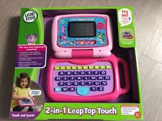 🚚 Leapfrog LeapTop Touch 2-in-1