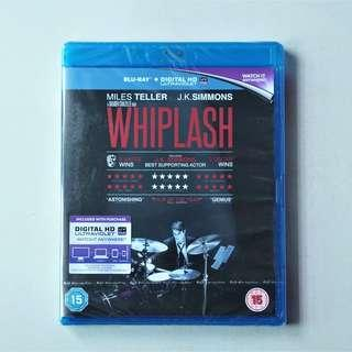Whiplash Bluray (Region Free) UK Import