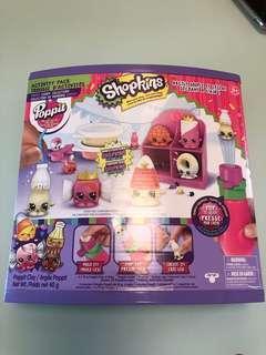 Shopkins Poppit Activity Set