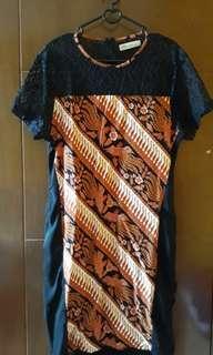 Dress Batik Midi