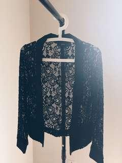 mng lace outerwear (BRAND NEW)