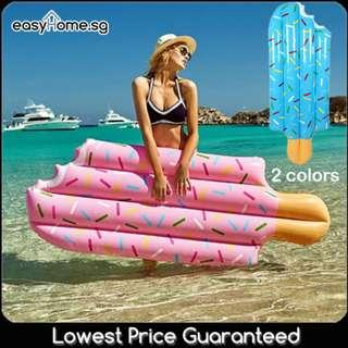 🚚 Ice Block Float Pink / Blue - Adult Giant Floaties Beach Swimming Pool Float
