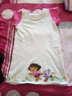 Dora top/dress