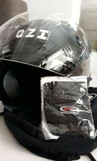 OZI HELMET (XL) BN
