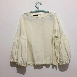 The Chiyo Label White Top