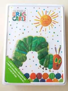 🚚 Eric Carle - Stickers and Activity (Brand new & Sealed)