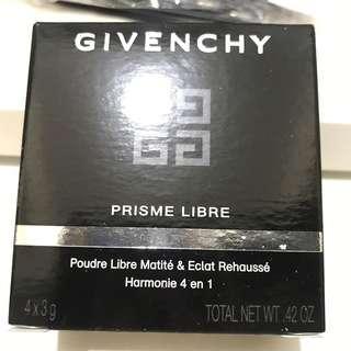 Givenchy prisme libre #1 mousseline pastel