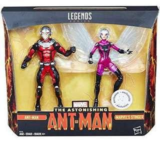 Marvel Legends The Astonishing Ant-Man Stinger 2 pack TRU exclusive