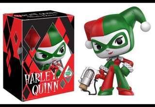 Funko Pop Super Deluxe DC Batman Holiday Harley Quinn