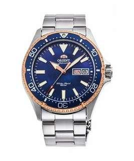 """RA-AA0007A09A東方品牌手錶""""Orient""""日本機芯一年保養"""