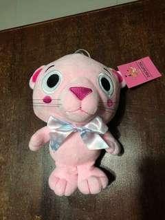 🚚 pink panther plush
