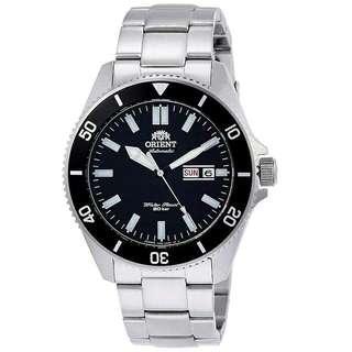 "RA-AA0008B19B東方品牌手錶""Orient""日本機芯一年保養"