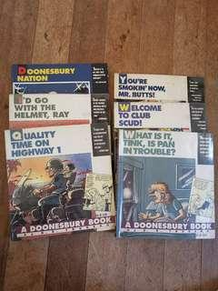 Doonesbury Books