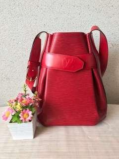 🚚 Authentic Vintage Louis Vuitton Bucket Bag