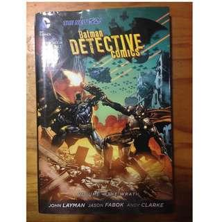 Batman Detective Comics New 52 Vol.4: The Wrath HC